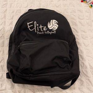 LuluLemon Beach Volleyball Backpack